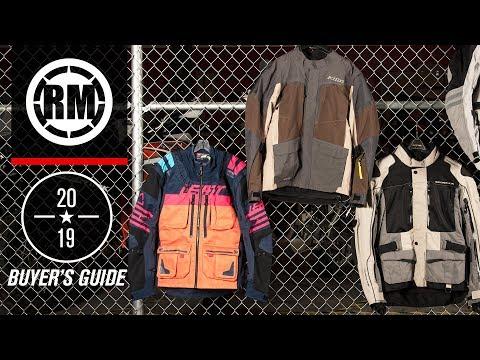 Best Adventure Motorcycle Jackets | 2019