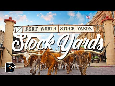Fort Worth Stockyards - Cowboy Experience