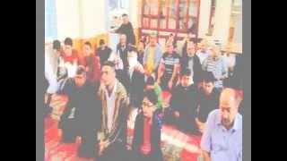 DİŞLİ FATİH CAMİ'İNDE RAMAZAN BAYRAMI  NAMAZI -1-  2015 (BÜLENT GÜVENİR HAZIRLAYIP SUNDU)