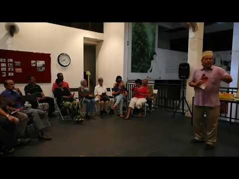 Calon Parlimen Hulu Langat (Ustaz Hasanuddin Mohd Yunus Bersama Penduduk Hijauan Residence