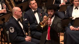 Air Force Academy Band 2017 Amazing Grace