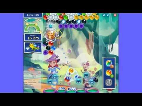 Bubble Witch Saga 2 level 88