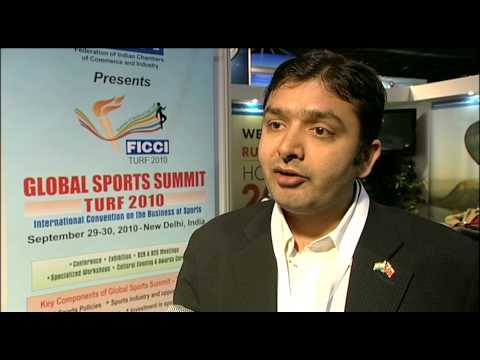 Vikas Sarvang, Senior Asst Director, Federation of Indian Chamber of Commerce & Industry (FICCI) @ W