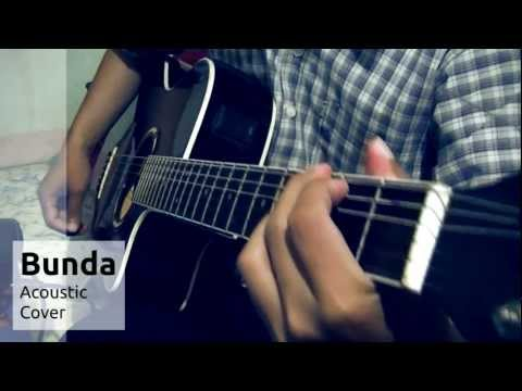 Melly - Bunda (Acoustic Guitar Cover plus tab by Riadyawan)