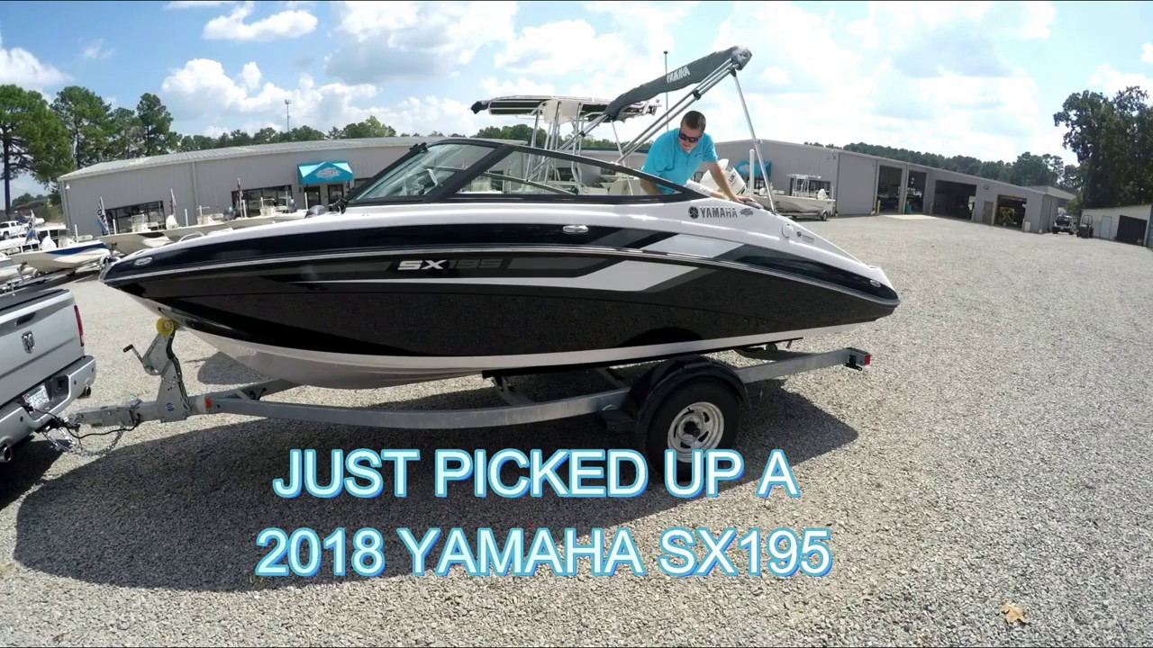 2018 yamaha sx195 jet boat top speed drag race vs for 2018 yamaha jet boat