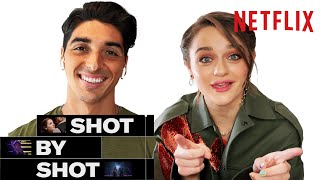 The Kissing Booth 2's Joey King & Taylor Zakhar Perez Break Down their Dance Scene | Netflix