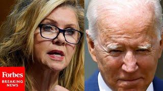 'This Is Intentional!': Marsha Blackburn Excoriates 'Miserable Failure' Biden In Fiery Senate Speech