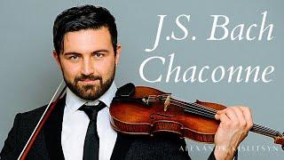 Johann Sebastian Bach - Chaconne, Partita No. 2 BWV 1004 | Alexandr Kislitsyn