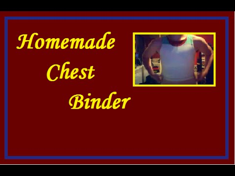Ftm How To Make A Chest Binder