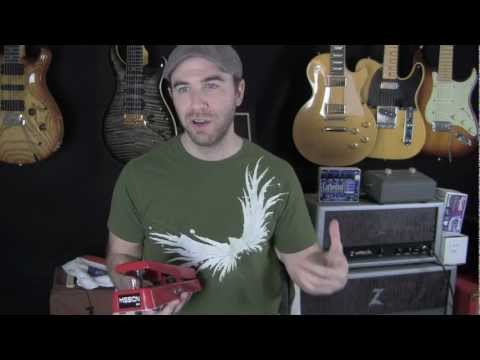 Dave Weiner Demos the Mission SP-1 Expression Pedal