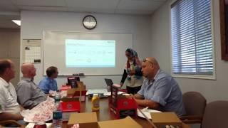 WEAU Practice Presentation 1
