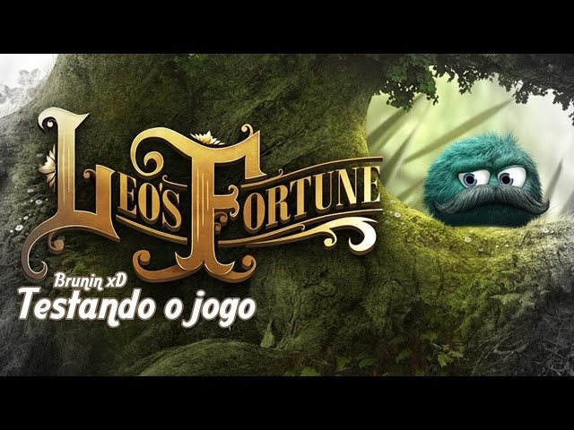 Leo's Fortune - Testando o jogo(Brunin gameplay)