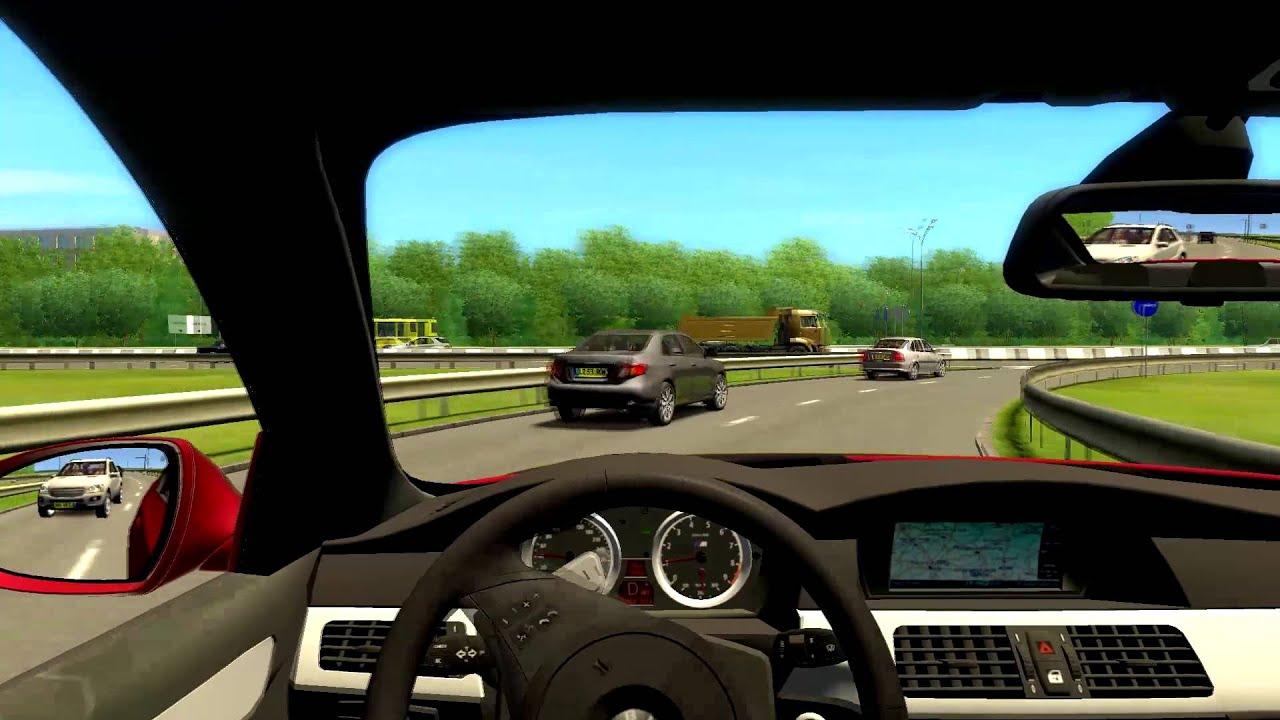 Bmw Car Driving Games