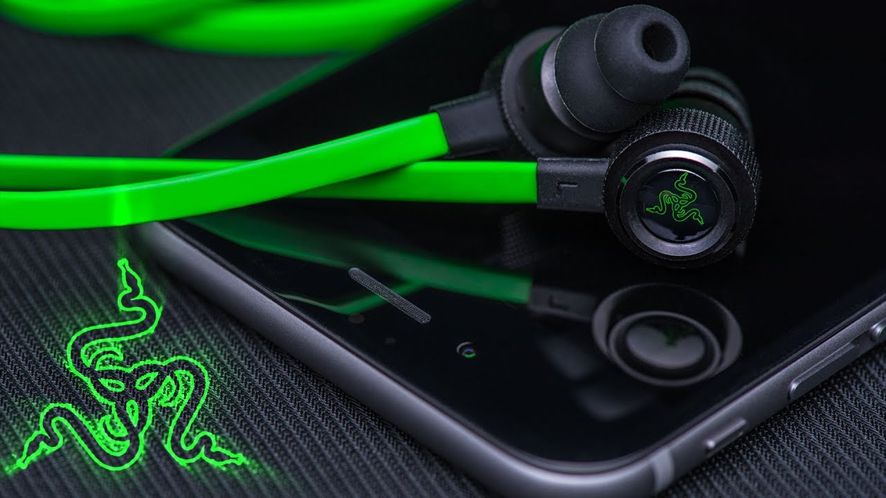 Đánh giá tai nghe cho iPhone Razer Hammerhead và Razer Hammerhead BT