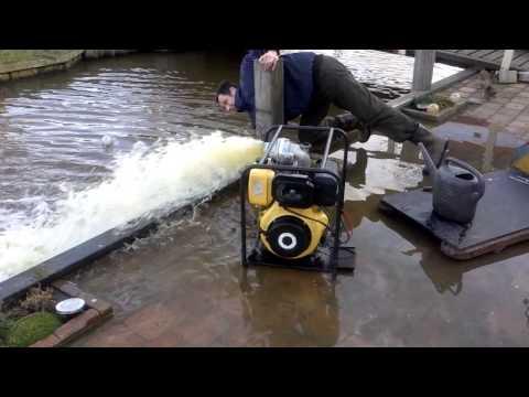 Бензинова помпа за чиста вода KIPOR KGP40 #fdQp_Irzj70