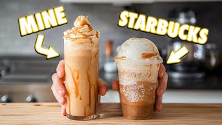 Making Starbucks Drinks At Home | But Better