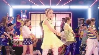Repeat youtube video CRAYON POP (크레용팝) 'Saturday Night' MV/CG Ver. 뮤직비디오