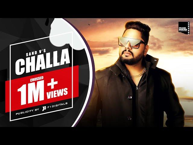 Challa   Sand V   Beat King   New Punjabi Song 2021   Latest Punjabi Song 2021  