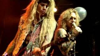 Steel Panther - New Years Eve - Hair Solo / Livin' on A Prayer