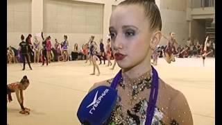 """В Самаре стартовал открытый областной турнир по художественной гимнастике """"Жемчужина Жигулей"""""""