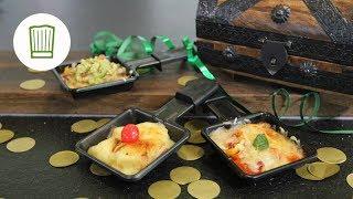 Silvester-Spezial: Süße und herzhafte Ideen fürs Raclette | Chefkoch