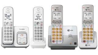 5 Best Cordless Phones 2018 – Cordless Phones Reviews