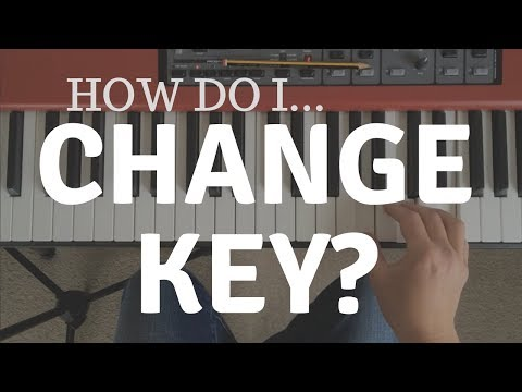 How Do I Change Key? Five Ways To Modulate In Style || Piano Questions Answered