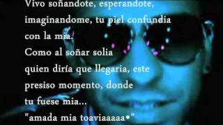 YOMO HACERTE MIA LYRICS