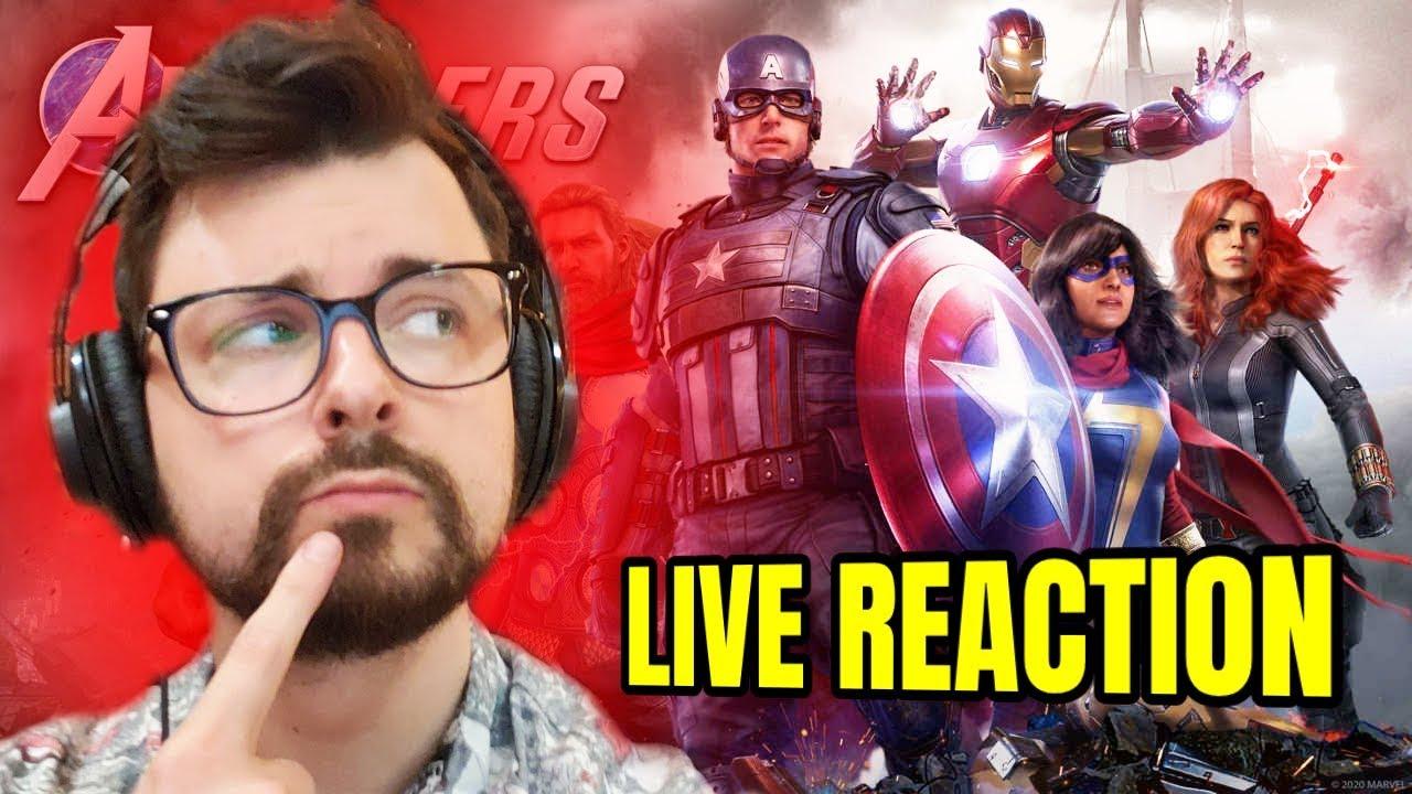 The Avengers Online Stream