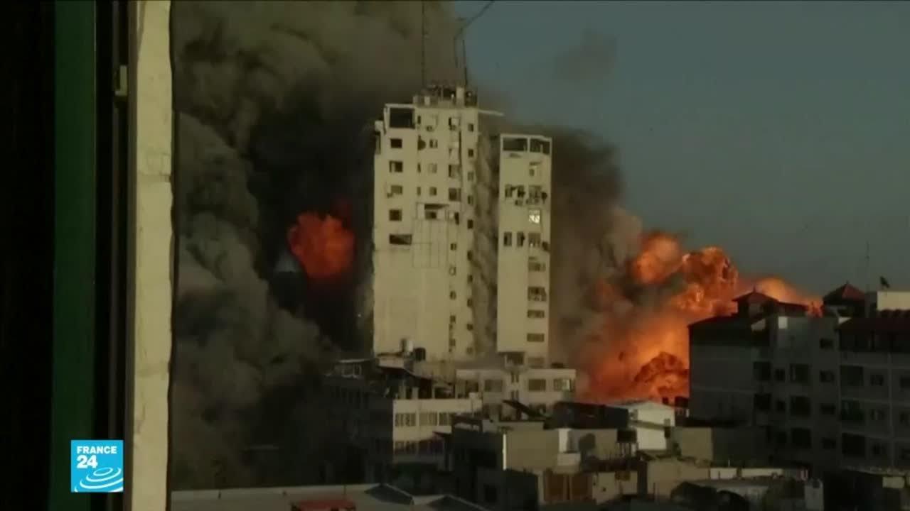 مشاهد صادمة للقصف الإسرائيلي على غزة.. ما هي أبرز المواقف الدولية؟  - نشر قبل 27 دقيقة