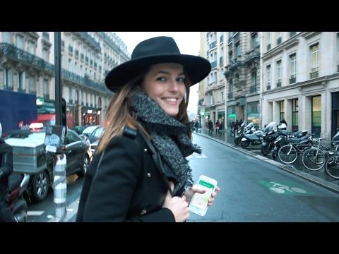 UN WEEK END A PARIS SOUS LA NEIGE !