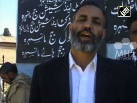 Pakistan's legal fraternity protests killing of Osama doctor's lawyer (SAN - 19 Mar, 2015)