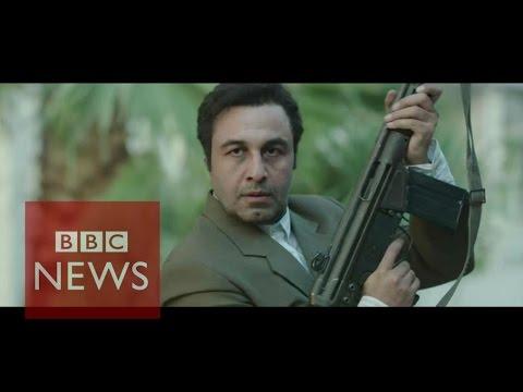Spotlight on Iran's film industry - BBC News