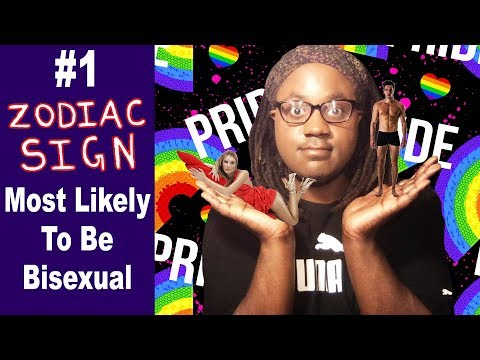 The NUMBER ONE Zodiac Sign Most Likely To Be Bisexual [Lamarr Townsend  Tarot] [Horoscope For Today]