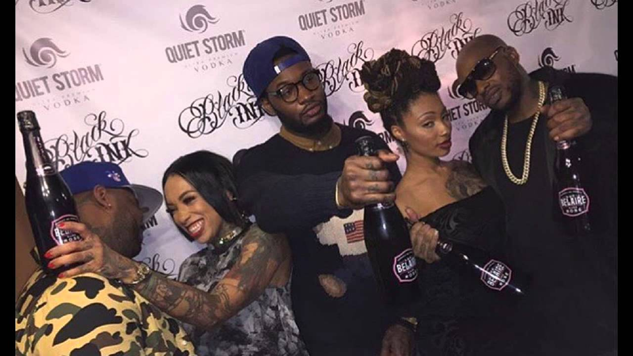 Ceaser opens new blackink tattoo shop on 125th street in for Black ink crew tattoo shop