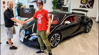 ALEX CHOI SUPERCAR SHOPPING! BUGATTI PAYMENTS ARE $2*,***** MONTH?? OMG