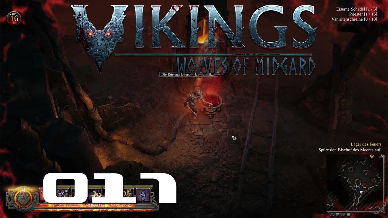 Vikings - Wolves Of Midgard Test