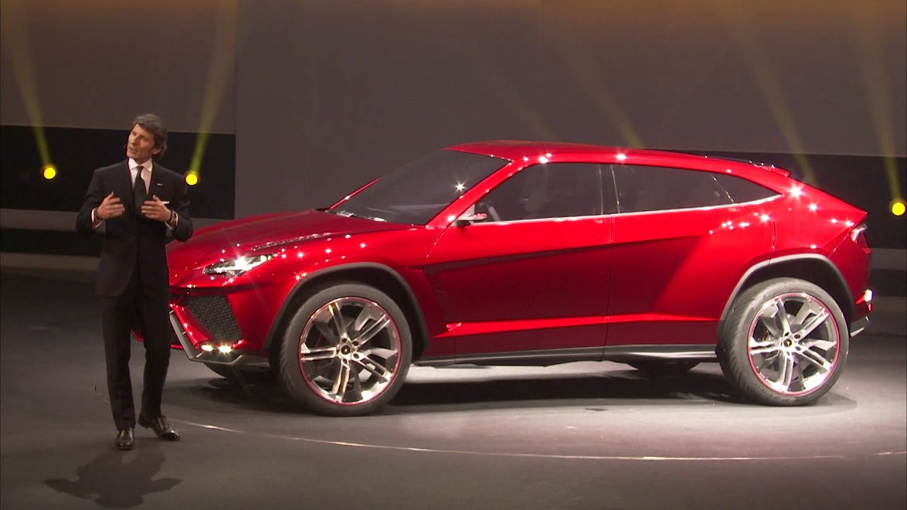 Lamborghini Urus The Suv Super Athlete Unveil Youtube