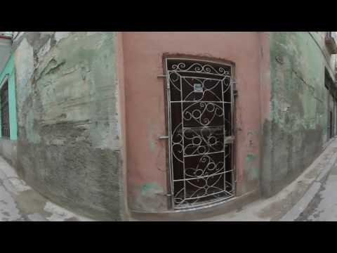 Cuba Gear 360 - Cycle taxi through old Havana