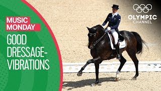 Good Vibrations in the Dressage arena - Beach Boys Medley | Music Monday