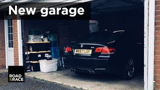 My new car garage (and other news)   Road & Race V014