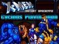 XMen Mutant Apocalypse - Cyclops Playthrough No Death