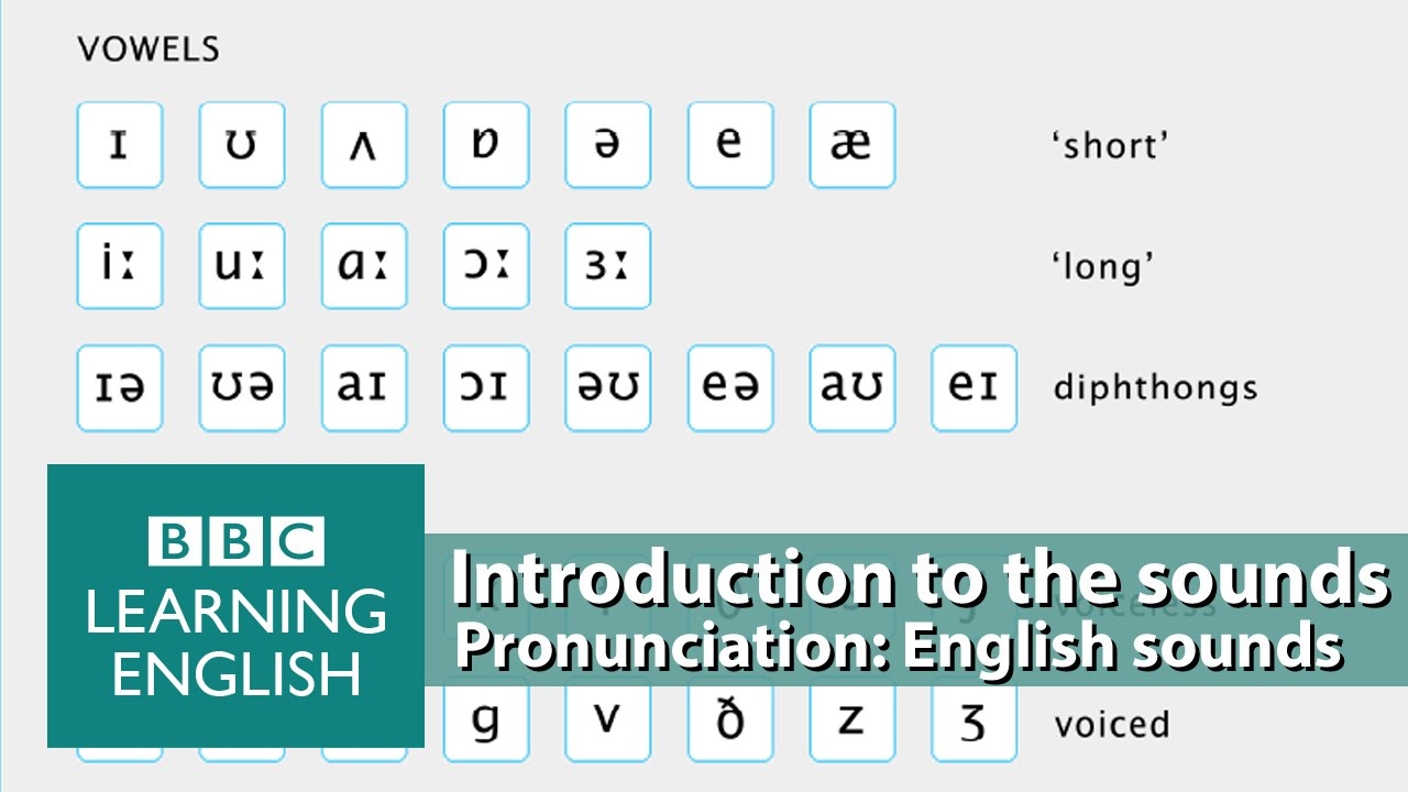 Introduction to phonetics - Lawless English