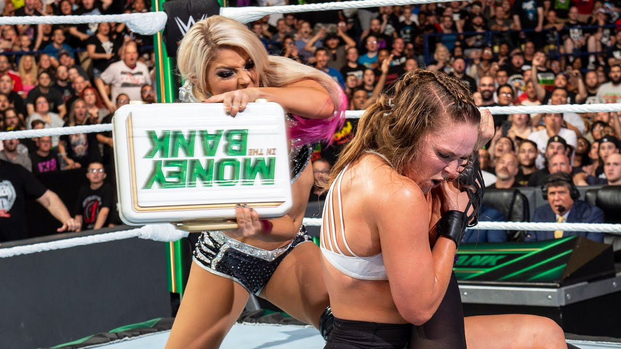 Download EVERY Women's Money in the Bank cash-in: WWE Playlist