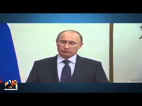 Путин в прямом эфире оскорбил власть Украины