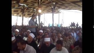 قناة السويس الجديدة مصر: أول خطبة جمعة فى قناة السويس الجديدة أغسطس 2014