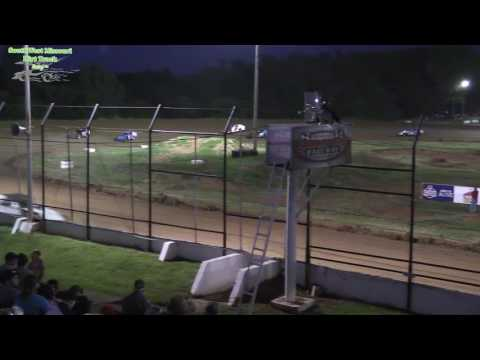Springfield Raceway Midwest Mods B Feature July 29, 2017