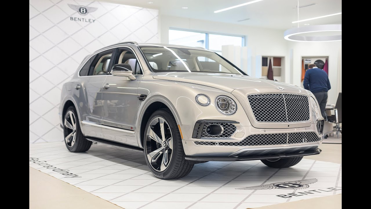 2016 bentley bentayga overview first edition morrie 39 s luxury auto youtube. Black Bedroom Furniture Sets. Home Design Ideas
