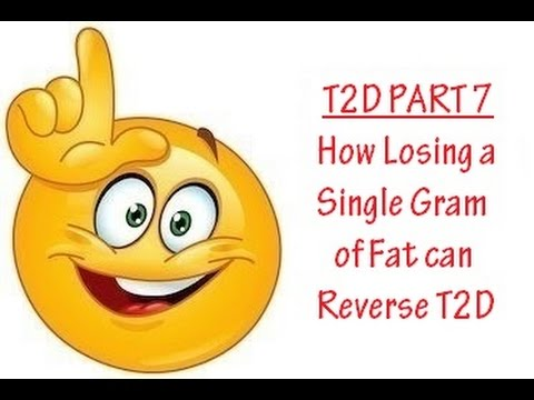 How Losing a Single Gram of Fat can Reverse T2D