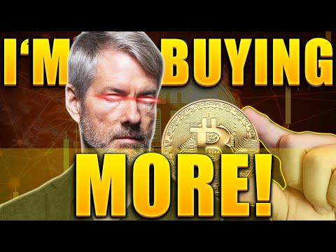 Michael Saylor Explains Why Bitcoin Will Be Unstoppable Once This Happens | Bitcoin Price Prediction